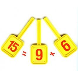 Palette Magique 6 plus 9 Egale 15