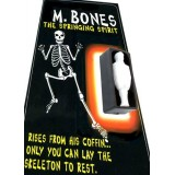 Magic coffin and skeleton