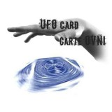 UFO Whirling Card