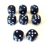 Loaded Dice - Set of 8