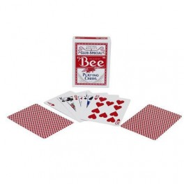 Cartes Bee rouge Club Special