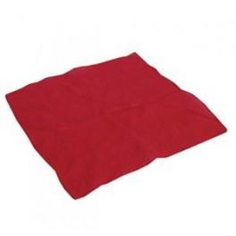 Red sik 22 cm x 22 cm