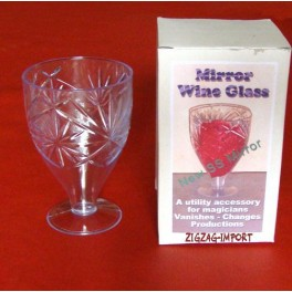 Mirror Wine Glass