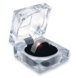 Bague Aimantée Argent - Silver PK Ring