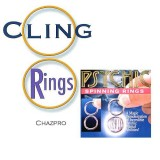 Psychic Spinning Rings - Cling Ring