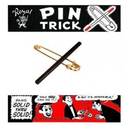 Pin Trick - Le Tour de l'Epingle & Baguette