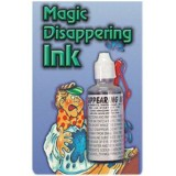 Disappearing Ink