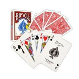 Cartas BICYCLE rojo