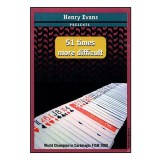 51 Times more difficult by Henry Evans DVD et Gimmick