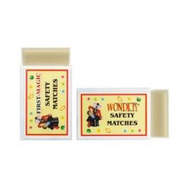 Les boîtes d'allumettes magiques - Circus Matchboxes