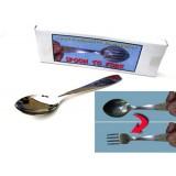 Transformación de una cuchara en banda
