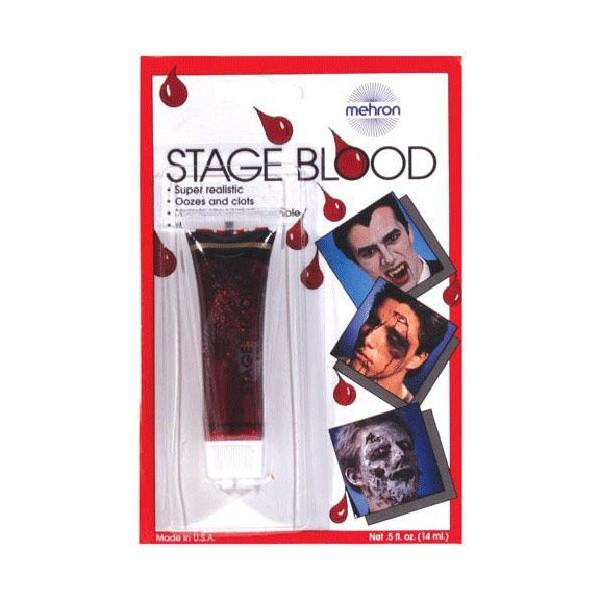 Faux sang - Fabriquer du faux sang ...