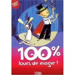 Livre : 100% tours de magie