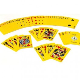 YELLOW DECK Cartes Bicycle