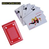 Blank Cards LE JEU NUDISTE ou MENTAL
