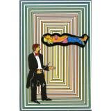 Carte postale magique de la Femme en Lévitation