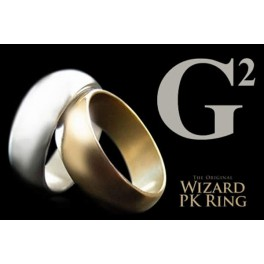 Bage aimantée Wizard G2 - Or Magnetic 23 mm