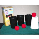 Gobelets Automatiques - Cups & Balls Outdone