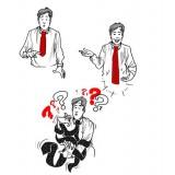 La Cravate qui s'Alloooonge