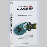DAVID STONE Close-up Le Livre