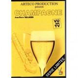 DVD Champagne de Jean Pierre Vallarino