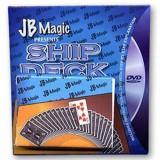 SHIP DECK de JB Magic Mark Mason