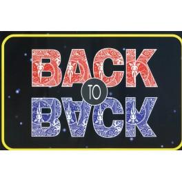 Back to Back de Mark Mason