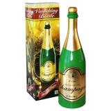 Bouteille de Champagne Volatilisée