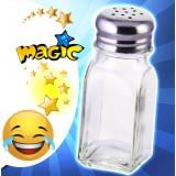 La Salière qui Couine - Squeaky Salt Shaker