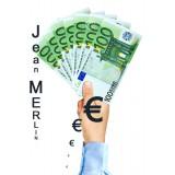 Les Billets Diminuants en 100€ de Jean Merlin