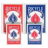 MINI Jeu de cartes Bicycle Rider Back