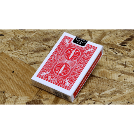 Jeu de cartes Marqué en Bicycle Maiden