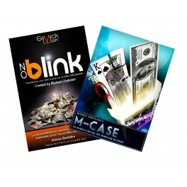 NO BLINK + M-Case de Mickael Chatelain