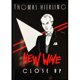 Livre NEW WAVE CLOSE-UP de Thomas Hierling