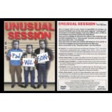 DVD Unusual Session de Paul Wilson