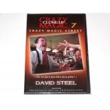 Crazy Magic Close-Up Vol 7- David Steel
