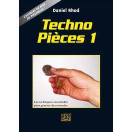 Livre : Techno Pièces Vol. 1