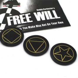 The Three ESP Discs