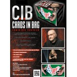 "C.I.B. ""Cards In Bag"" de Dominique Duvivier"