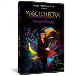 DVD Magic Collection Henry Mayol