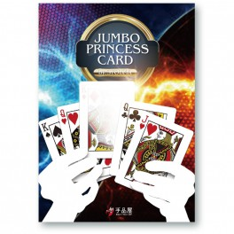 Jumbo Princess Card Trick - 100% Automatique