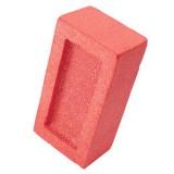 Une Fausse Brique en polystyrène