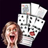 Set de cartes Gaff Bicycle plus un jeu normal !