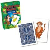 Le Singe Goulu (en cartes Bicycle Originales)