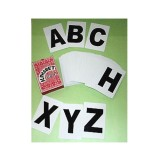 Jeu de cartes ABC (Alphabet Deck)