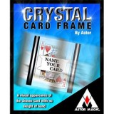 ASTOR Crystal Card Frame