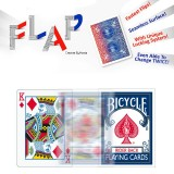 Flap Card By Hondo version Card to Box