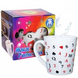 Prédiction avec une tasse magique