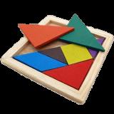 Tangram Puzzle Chinois