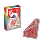 Bicycle 52 Cartes Double Dos Rouge